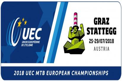 UEC MTB EM Graz/Stattegg - 26.-29. Juli 2018