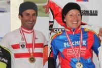 Gesamtwertungen der Elitefahrer- und Innen gehen an Maria Osl und Karl Markt